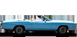 Cadillac Eldorado кабриолет 1971-1978