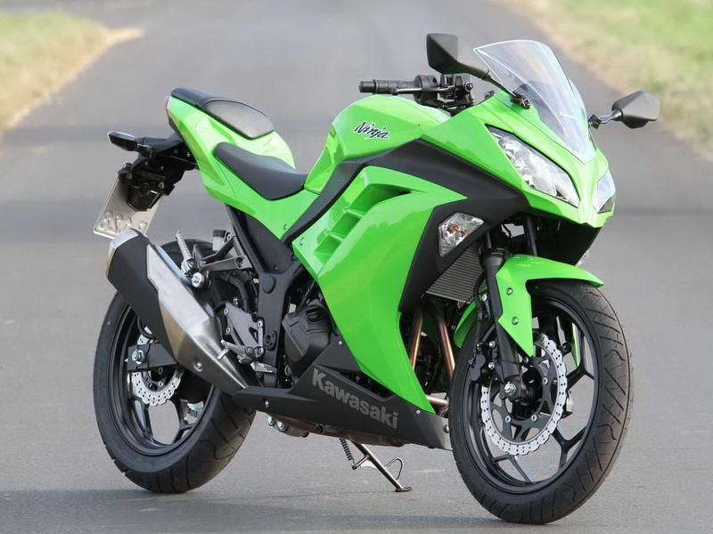 Kawasaki Ninja 300 Abs технические характеристики цена мотоцикла