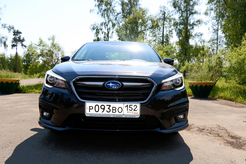 Subaru Legacy фото