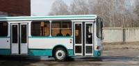 Один человек пострадал в ДТП с участием автобуса в Приокском районе