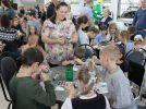 АвтоКлаус Центр собрал маленьких гостей на новогодний праздник - фотография 18