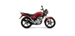 Yamaha YBR125 - лого