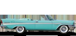 Chrysler NEW Yorker 1957-1959