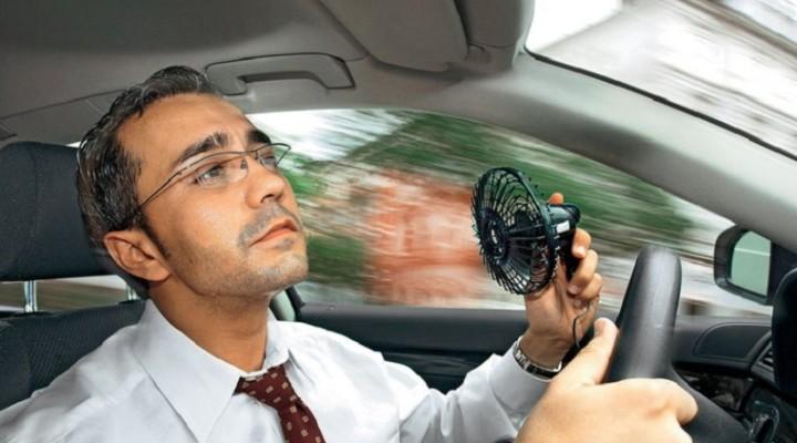 Вентилятор в авто фото