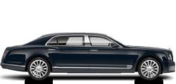 Bentley Mulsanne ЕВБ 2016-2020 новый кузов комплектации и цены
