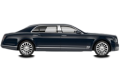 Bentley Mulsanne EWB - лого