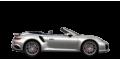 Porsche 911 Turbo Cabriolet - лого