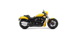 Harley Davidson Night Rod Special - лого