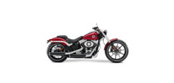 Harley Davidson Softail Breakout - лого