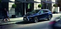 Рекордные продажи Lexus в мае 2016 года