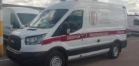 30 автомобилей скорой медицинской помощи на базе Ford Transit для Екатеринбурга