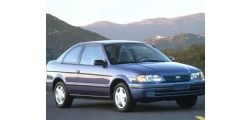 Toyota Tercel купе 1997-1999