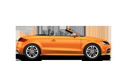 Audi TTS родстер 2008-2010
