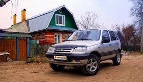 Chevrolet Niva: Двенадцать лет народной любви