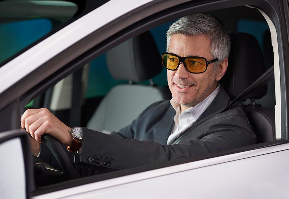 Помогают ли жёлтые очки водителю в ночное время?