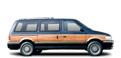 Chrysler Town and Country 1990-1995
