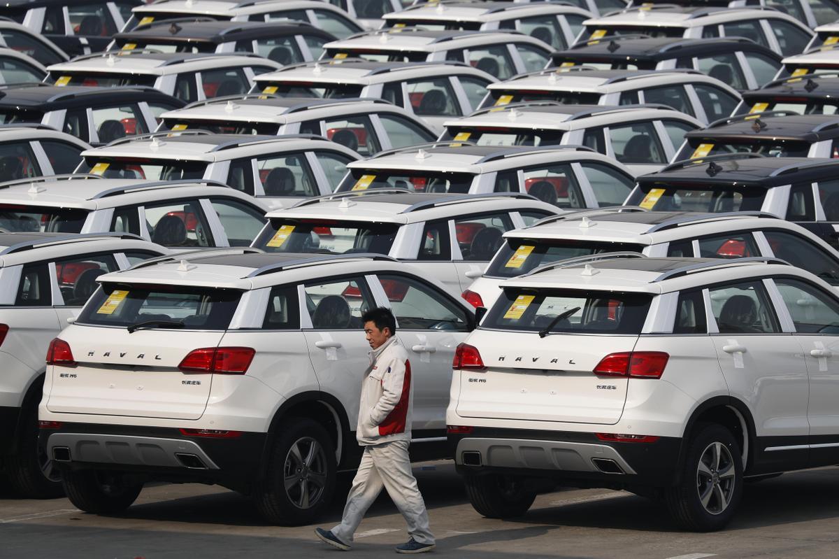 Рейтинг китайских авто