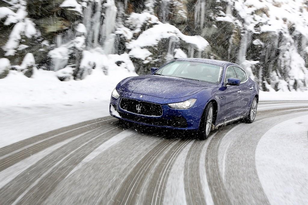авто зимой фото