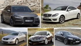 5 седанов бизнес-класса — что купить по цене новой LADA Vesta Sport?